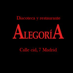 Alegoria Madrid