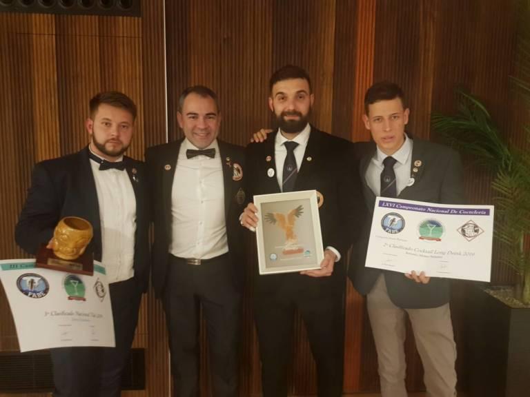 Concurso Nacional Coctelería 2019