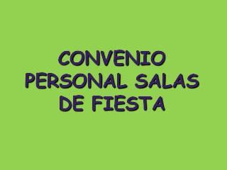 Convenio Personal 02