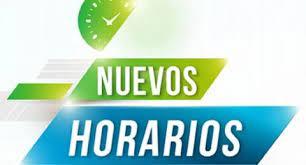 Horarios 05