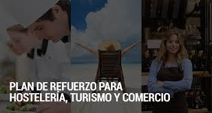 Plan Refuerzo Turismo